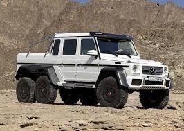 mercedes 6x6 price.  Mercedes Mercedes G63 AMG 6x6 Inside Price