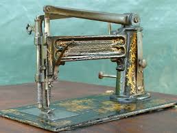 Rare Sewing Machines