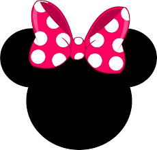 Lollipop Clipart Mickey Mouse Ear - Minnie Mouse Head Png,png download,  transparent png image | Minnie mouse, Minnie, Mickey mouse ears