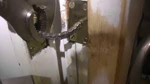 ing or repairing a concealed door closer
