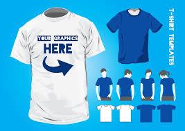 Tee Shirts Templates T Shirt Design Templates Vector Art Graphics Freevector Com