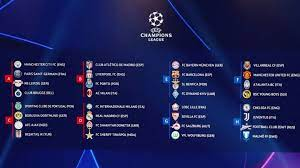 Pot 1 will consist of the holders, the uefa. 8x2itamznbwmm