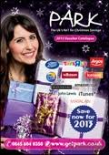 Park Christmas Savings Voucher Catalogue
