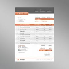 Modern Invoice Invoice Vectors Photos And Psd Files Free Download