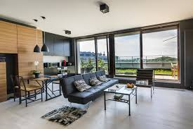 characteristics of modern interior design style