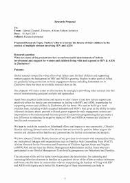 Research Plan Outline Example Proposal Template Apa Project Samples