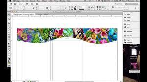 create a custom shape in indesign