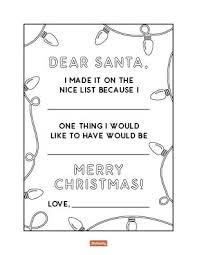 Santa Christmas Coloring Pages Trustbanksurinamecom