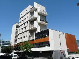 Apartment Building In Paris France - Modern apartment building facade
