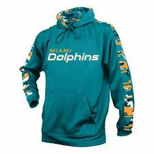 Zubaz Dolphins Miami Hoodie marina Store Camo Orange Blue
