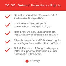Us Campaign For Palestinian Rights Home Facebook