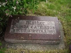 Linda Vilettie Benson Atkinson (1876-1952) - Find A Grave Memorial
