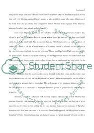 Literature Essay Examples Essay Example Short Literary Sample 6 ...