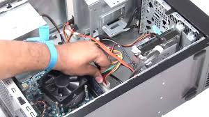 Dell Studio 540 Power Supply Green Light How To Replace A Power Supply In Dell Desktop