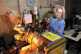 Nuclear Engineer Melissa Teague Sophisticated Microscopy T Flickr