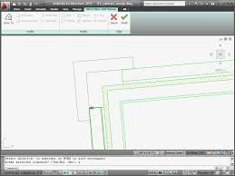 customizing wall cleanups autocad architecture 2016