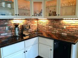 brick look tile backsplash beautiful trendy best kitchen brick for luxury look tile image of ideas brick look tile backsplash