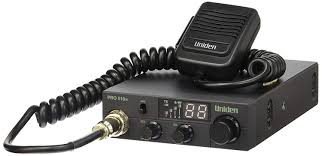 Uniden Pro510xl Pro Series 40 Channel Cb Radio Compact Design Backlit Lcd Display Public Address Anl Switch And 7 Watts Of Audio Output Unique