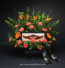 harley davidson funeral flowers best image of flower mojoimage co