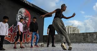'So proud': Hip-hop making waves at Dharavi, India's largest slum ...