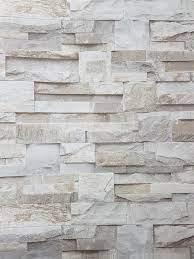 3D Slate Stone Brick Effect Wallpaper ...