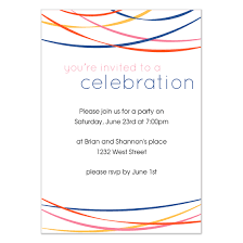 celebration invite youre invited to a celebration invitations cards on