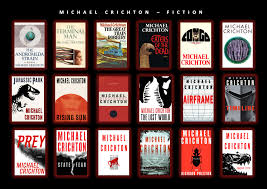 michael crichton the complete overview of published works