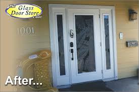 home depot front doors with sidelightsFront Doors  Impact Glass Entry Doors Florida Front Door Front