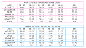 75 Punctilious Normal Heart Rate According To Age