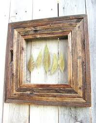 rustic wood frames reclaimed wood picture frames daze ideas about barn on kitchen ideas rustic wood rustic wood frames