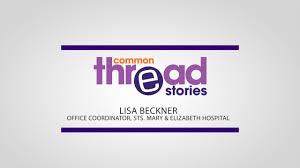 common th estories lisa beckner office coordinator common th estories lisa beckner office coordinator community volunteer