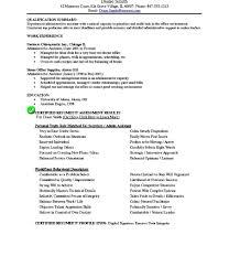 Great Objectives For Resume Stirring Font For Resume Splashimpressionsus 62