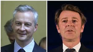 Présidentielle: Bruno Le Maire (LR) propose ses services à Macron, François Baroin le menace