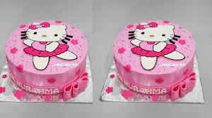 Hello Kitty Birthday Cake Pictures Also Cute Hello Kitty Birthday