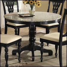 round granite kitchen table