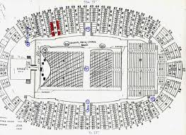 Tower Theater Virtual Seating Chart Described Msg Seat Chart Madison Square Garden Virtual Tour