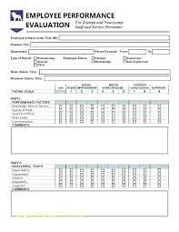 Employee Performance 30 Day Probationary Period Template 30