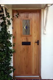 How To Choose A Wooden Door Oliver Gibbs Carpentry  Joinery - Hardwood exterior doors and frames