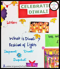 Ideas For Making Diwali Charts Show And Tell Celebrating Diwali Agegroup 3 5 Years A