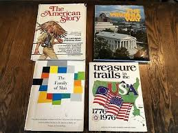 lot of 4 coffee table books from the