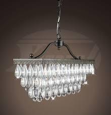 sahara astounding luxury crystal glass 3 light antique copper chandelier 20 lx 7 5
