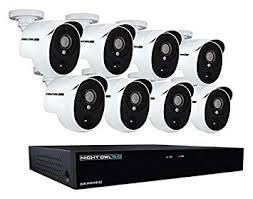 Night Owl XHD502-88P-B <b>8 Channel</b> 5MP Extreme <b>HD</b> Video