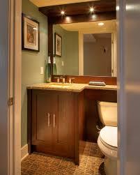 modern half bathroom. Modern - Contemporary Half Bath Contemporary-powder-room Bathroom O
