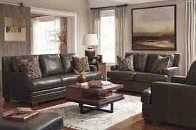 Living Room Brown Couch Inspiration Corvan Antique Sofa Loveseat 484848 Leather Living