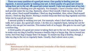 conclusion for a persuasive essay co conclusion