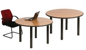 round office table. Dimensions: Two Pieces Consisting Of Pieces: Round Office Table U