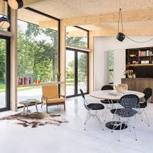 Small Picture Rob Mols and Studio K update Belgian home with wood lined garden room