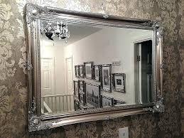 long horizontal wall mirrors horizontal wall mirror horizontal decorative wall mirrors luxury silver wall mirror decor