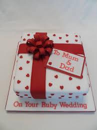 Ruby Wedding Cakes Best 25 Ru Wedding Cake Ideas On Pinterest Ru