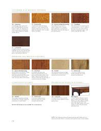 Light Wood Finish Names Stickley Mission Oak Cherry Collection By Stickley Issuu